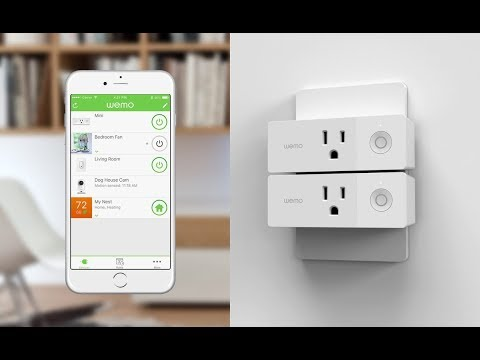 5 Smart Plugs To Control Your Electronics | Smart Home Gadgets 2018