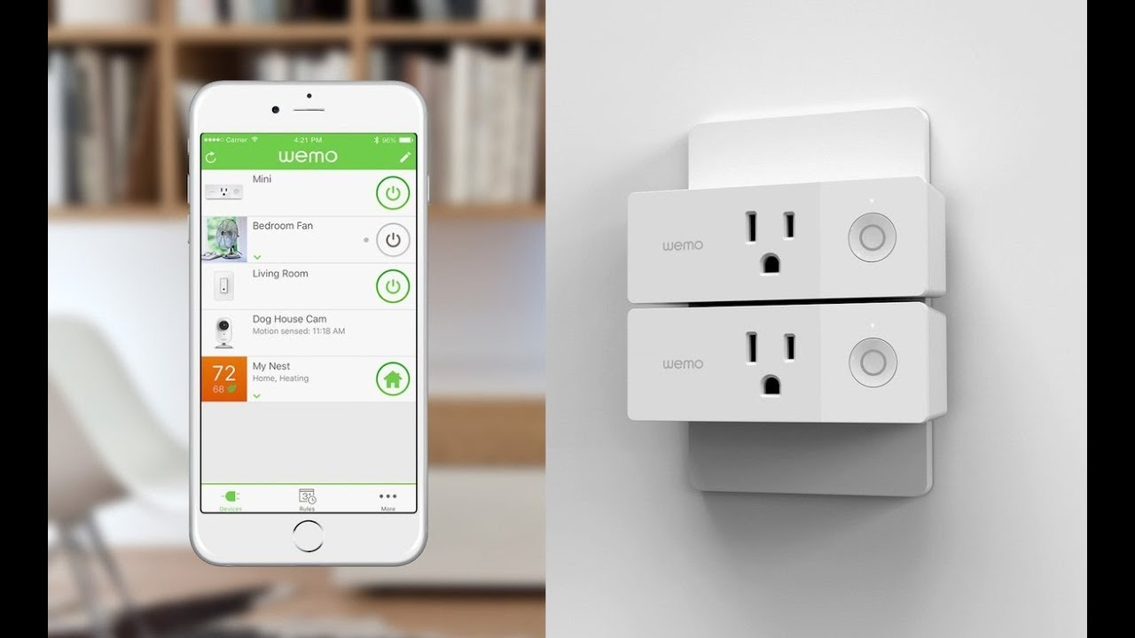 5 Smart Plugs To Control Your Electronics Home Gadgets 2018