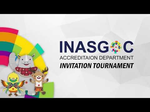 Asian Games 2018 3D