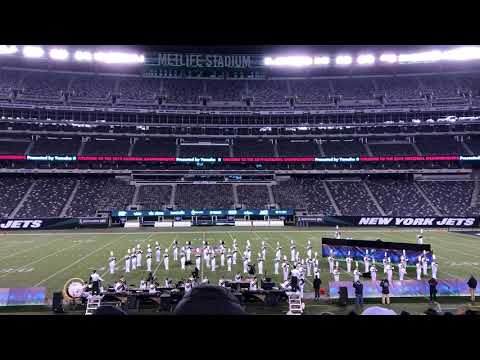 Dartmouth High School Marching Band 2019 Met life stadium The witching hour