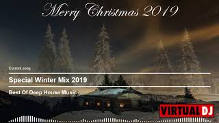 Special Winter Mix 2019 2020 Best Of Deep House Music 🎄🎅