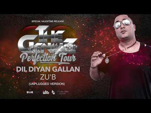Zu-B - Dil Diyan Gallan UNPLUGGED (The Geniuz) Audiotrack