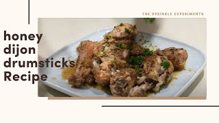 Aroma Pressure Cooker Honey Dijon Drumsticks