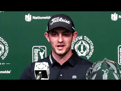 Patrick Cantlay wins the Memorial 2019