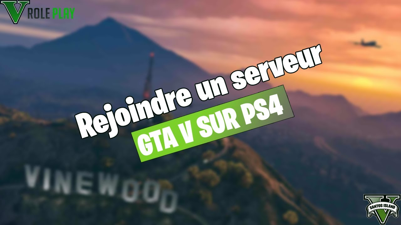 gta 5 roleplay ps4 2018