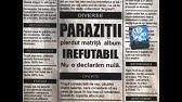 parazitii vs andre emotii oxiuros medicine