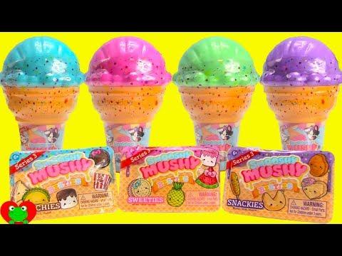 Smooshy Mushy Ice Cream Surprises ULTRA RARE Find