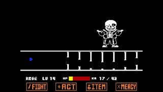 Beating Sans With N๐ Items
