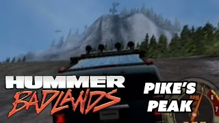 Xin Plays: Hummer Badlands (PS2) Part 2: Extreme Off Road: Pike