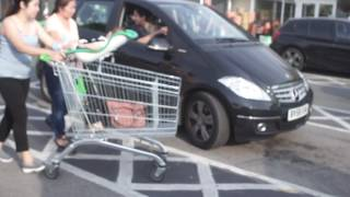ABUSE OF DISABLED PARKING ‎19 ‎June ‎2017, ‏‎18:29:41 PART 1 © copyright