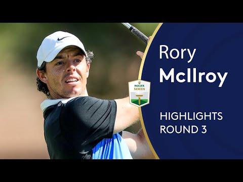 Rory McIlroy shoots 65 in Dubai   Round 3   2019 DP World Tour Championship, Dubai