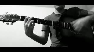 Ты как русалка в море кавер на гитаре! видео