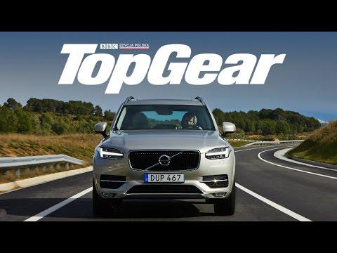 Volvo Xc90 2017 Test Topgear Polska