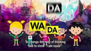 WADADA News for Kids world edition #2/2017 - Gender equality