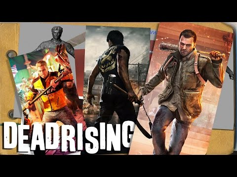The Evolution of Graphics: Dead Rising (2006 - 2016)