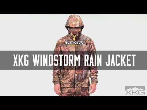 XKG Windstorm Rain Jacket