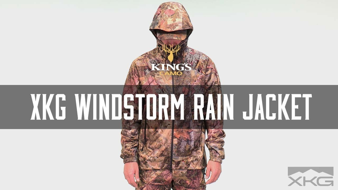 c80ca55c9440e XKG Windstorm Rain Jacket - YouTube