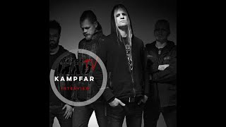 KAMPFAR | INTERVIEW AT HELLFEST 2010