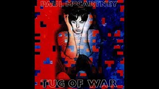 Paul McCartney 'Tug of War' Vinyl Unboxing.