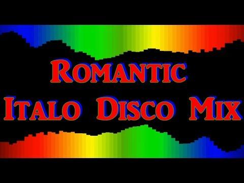 Romantic Italo Disco Mix-2 (Non-Stop)