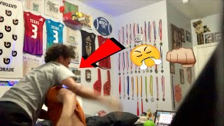 Gambar cover I LIKE YOUR GIRL PRANK ON BESTFRIEND ERIC HEBERT!! (WE FOUGHT)
