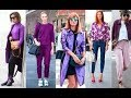 Pantone Colors for Spring Summer 2018 Fashions