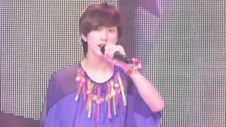 110930 b1a4 beautiful target multi angle jinyoung мтν тh ζhǒw