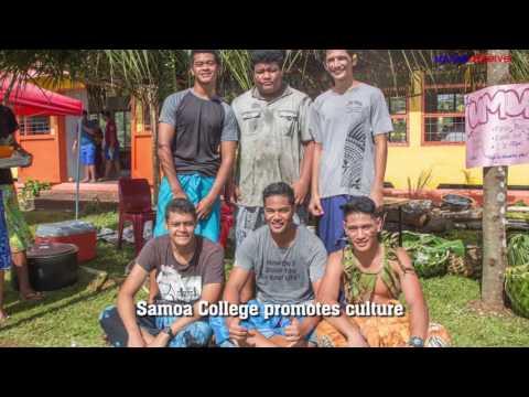 Samoa College promotes culture