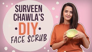 DIY super hack to get flawless and glowing skin Ft. Surveen Chawla   Skin care routine   Pinkvilla