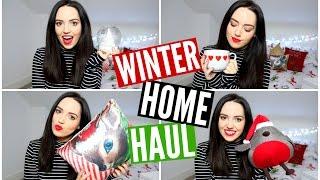 Winter Home Haul! | velvetgh0st ♡ Thumbnail