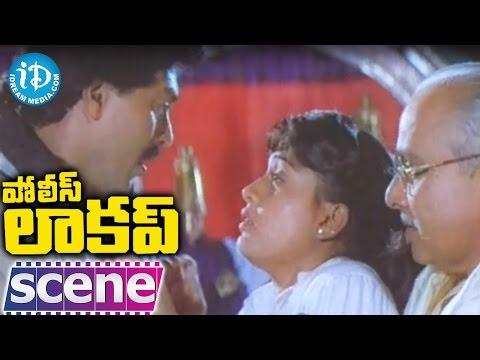 Police Lockup Movie Climax Scene - Vijayashanti || Vinod Kumar || Kodi Rama Krishna