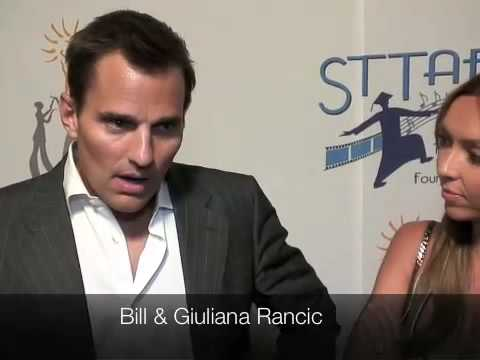 Bill Rancic , Giuliana DePandi Rancic , Dream Believe Achieve, ICEF
