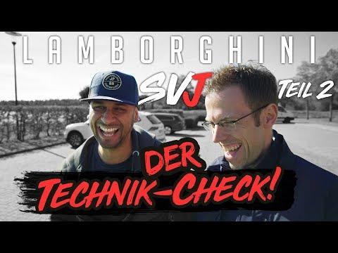 JP Performance - Lamborghini Aventador SVJ | Teil 2 | Technik-Check!