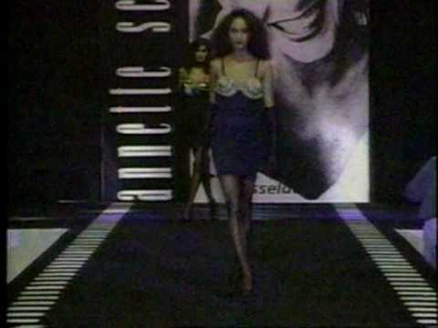 VideoFashion 1990 ending credits Obssession Animotion 1985