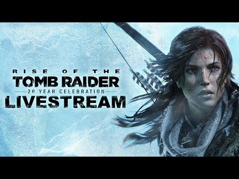 Tomb Raider PS4 Livestream with the Devs