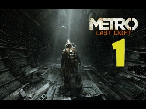 Metro Last Light [Gameplay][PC][Español][ultra] Capitulo 1: A por El arsenal