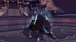 """Blade and Soul KFM 3rd Spec Iron Claw """"Wolf KFM"""" PvE Guide"""