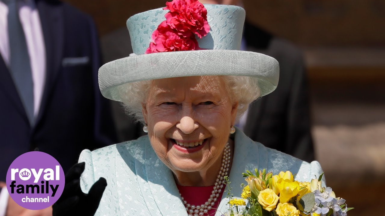 Queen Elizabeth II celebrates her 93rd birthday on Easter Sunday