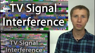 Types of Interference That Affects OTA TV Antenna Reception