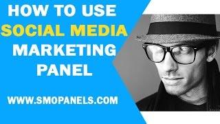 Social Media Marketing | smm panel