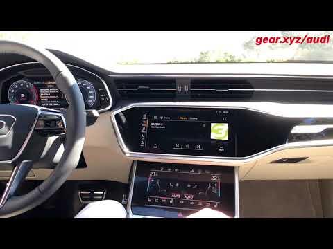 2019 Audi A7 Sportback: Audi MMI detail walkthrough