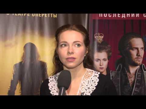 Актриса Быстрова Наталия официальный сайт
