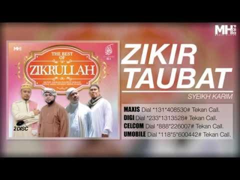 Syeikh Abdul Karim - Zikir Taubat [Official Music Audio]