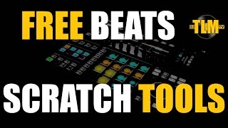 Tip:  Free Beats & Scratch Tools (how to download)