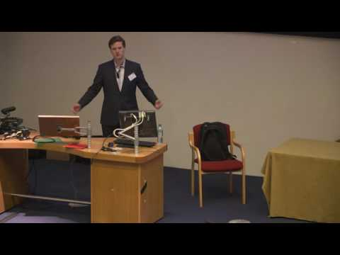 Machine Learning and Cyber Security, Harry McLaren (ECS)