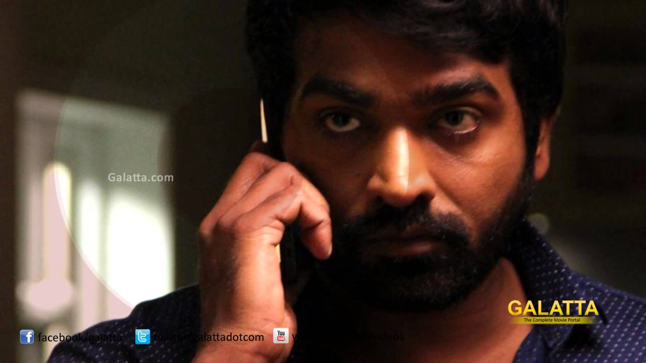 Vijay Sethupathi does something he's never done before in his career