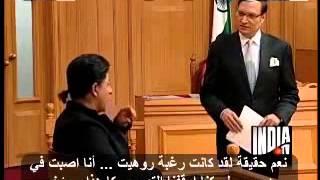 SRK in Aap Ki Adalat part1   Arabic Sub