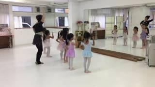 臼倉バレエスタジオ 大岡山バレエ教室 子供のバレエクラス クラウドファ...