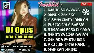 DJ Opus Remix K4rna su sayang original