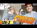 HANDCUFFED TO JAKE PAUL FOR A DAY!